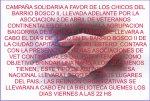 Campaña en Santiago del Estero